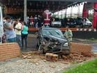 Motorista atropela mulher e criança em Paraíba do Sul, RJ