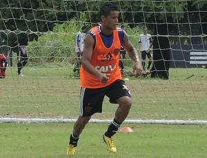 FUTEBOL - FLAMENGO - Everton Em Treinamento Do Flamengo (Foto: Carlos Mota)