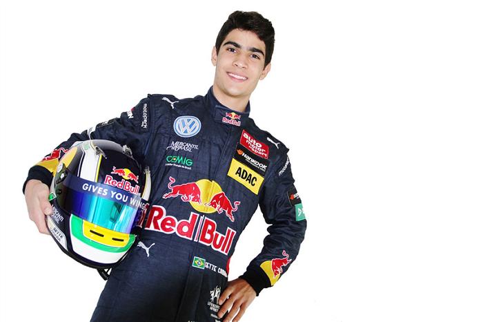 Sette Camara - Red Bull