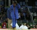 Após lutarem, judocas refugiados esperam reencontrar famílias perdidas