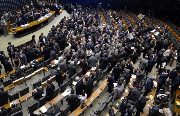 Na Câmara, mais de 1.700 funcionários receberam acima do teto