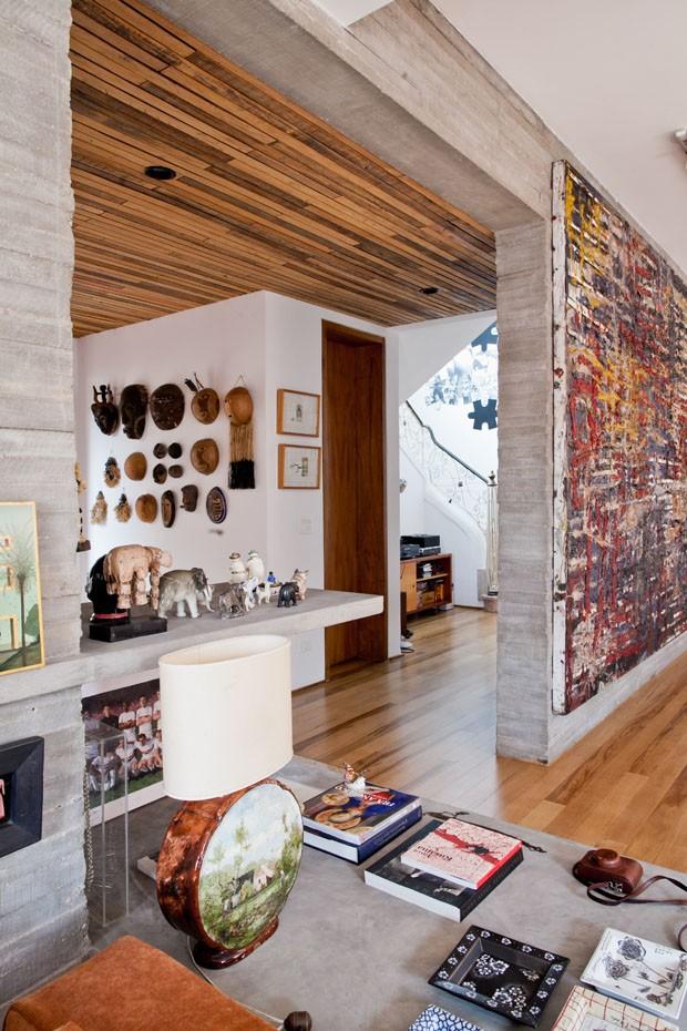 Casa Nando Reis (Foto: Fernanda Petelinkar / Divulgaç)