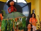 Sesc de Piracicaba tem teatro de bonecos e oficina de massinha