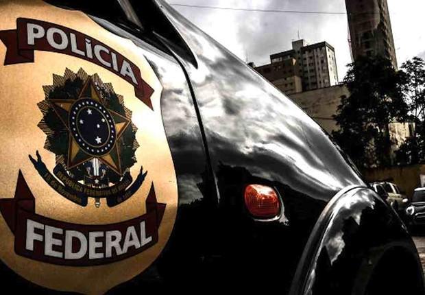 Polícia Federal (Foto: Reprodução/Facebook)