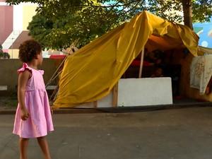 PREP moradores de rua (Foto: TV Globo)