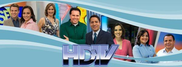 TV Sergipe HDTV (Foto: TV Sergipe/Divulgação)