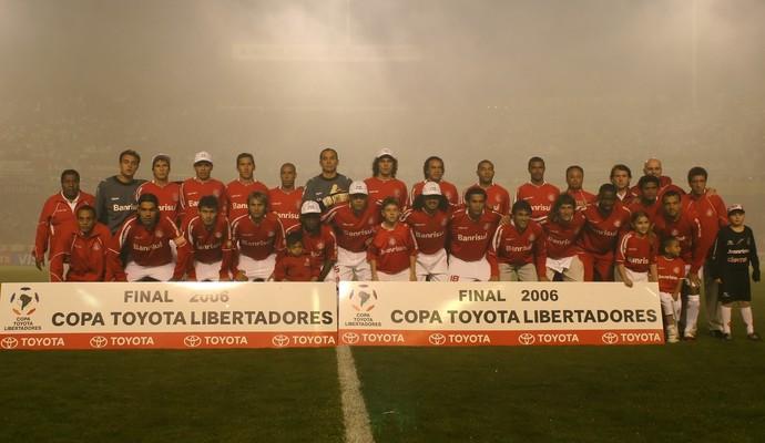 Especial Inter campeão da Libertadores 2006 (Foto: Internacional/Divulgação)