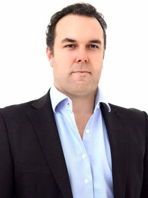 Daniel Gava, co-fundador do Beblüe na expansão do aplicativo em Presidente Prudente (Foto: Cedida)
