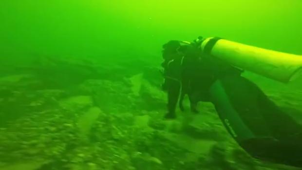 Mergulhe conosco nas águas do Rio Paraná (Reprodução/RPC)