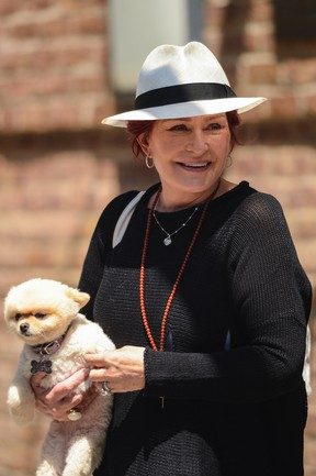 Sharon Osbourne (Foto: Getty Images/Agência)