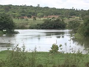 Rio Pará (Foto: Reprodução/TV Integração)