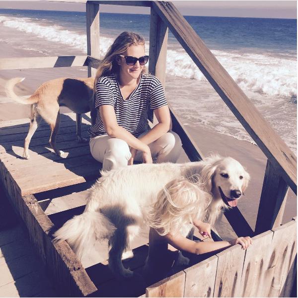 A atriz Drew Barrymore (Foto: Instagram)