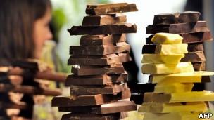 Chocolate (Foto: AFP)