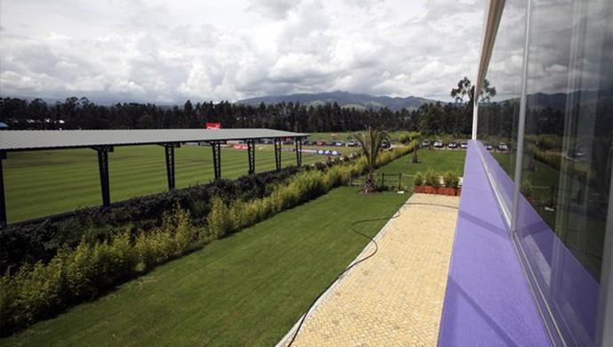 Centro de Alto Rendimento do Independiente Del Valle (Foto: Divulgação/ Independiente Del Valle)