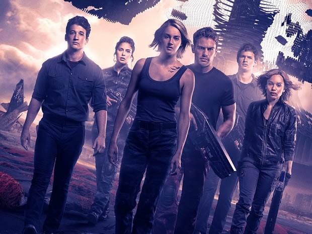 Convergente é terceiro filme da saga de ação (Foto: Divulgação)