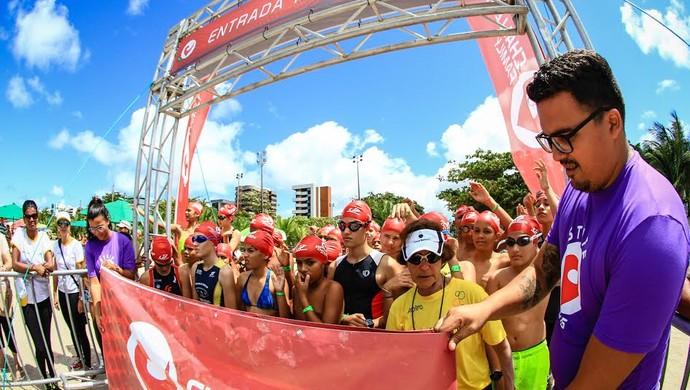Challenge Maceió - Triathlon (Foto: Divulgação/Challenge Maceió)