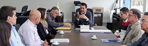 Ministério das Cidades consta bom andamento de obras estruturantes (Ney Sarmento)