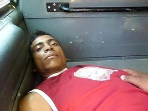 tranficante em marioca (Foto: Romário Barros/Site Lei Seca Maricá)