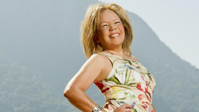 Loalwa Braz, dona do hit 'Chorando se foi' faleceu nesta quinta-feira, 19 (Foto: Divulgação / TV Gazeta ES)