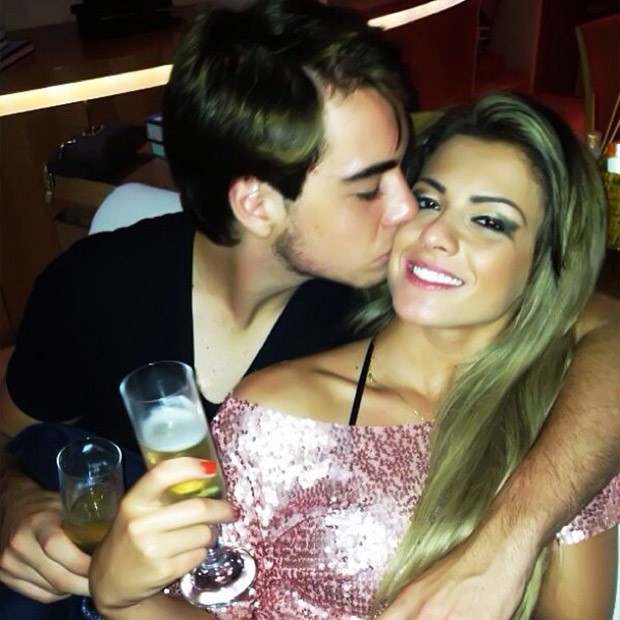 Babi Rossi posta foto com Olin Batista (Foto: Instagram / Reprodução)