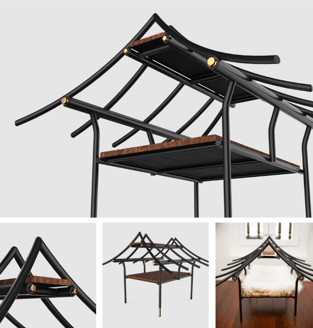 design-mobilia-para-gatos-royston-phang (Foto: Divulgação)