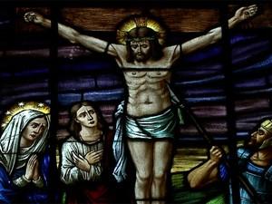 crucifixo (Foto: Reprodução/RBS TV)