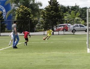 filhos Marcelo de Oliveira e Tinga cruzeiro (Foto: Gabriel Duarte)