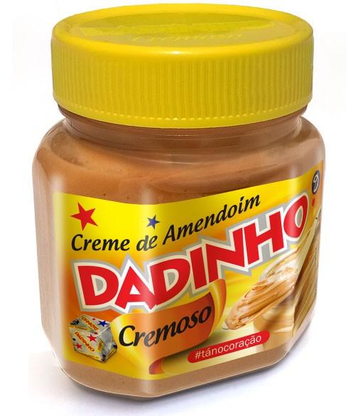 Dadinho ganha versão cremosa em pote (Foto: Divulgação)