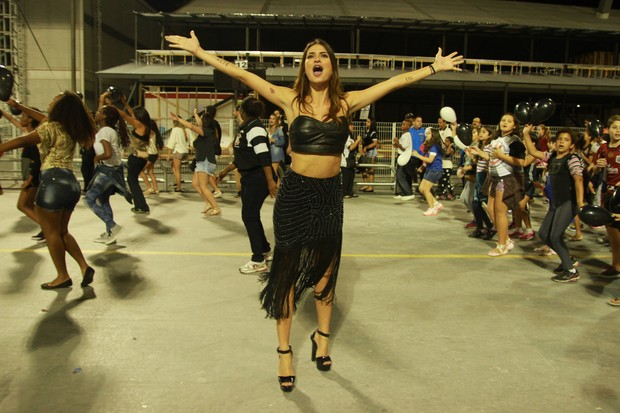 Thaila Ayala (Foto: Amauri Nehn/Photo Rio News)