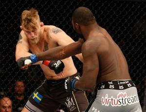 Gustafsson vs Johnson (Foto: Josh Hedges / Getty Images)
