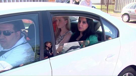 Vereadora Anice Gazzaoui, presa na Operação Pecúlio, deixa a cadeia
