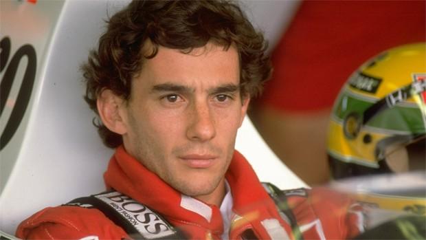 Ayrton Senna (Foto: Reprodução)