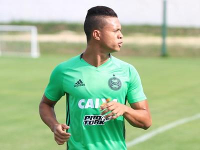 Rodrigo Ramos Coritiba (Foto: Divulgação/Coritiba)