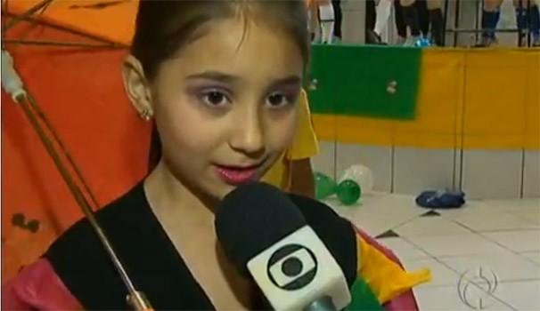 Televisando o Futuro mostra como a Copa pode ser educativa (Foto: Reprodução/RPC TV)