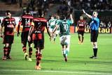 Valdivia, Palmeiras X Flamengo