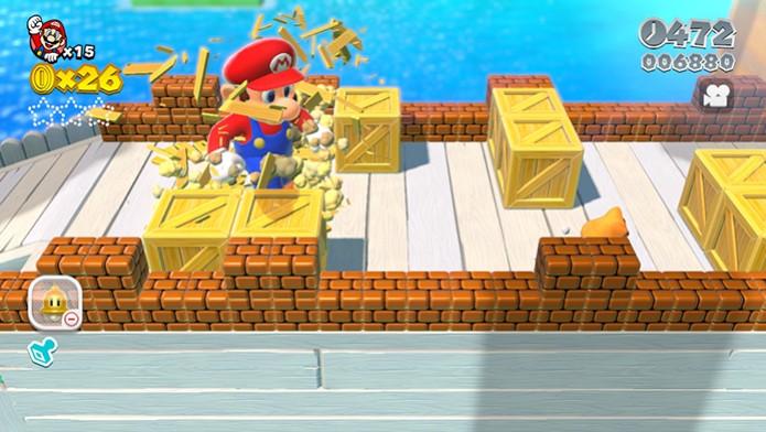 Review: Super Mario 3D World reúne o melhor da carreira do encanador (Foto: Reprodução/Murilo Molina) (Foto: Review: Super Mario 3D World reúne o melhor da carreira do encanador (Foto: Reprodução/Murilo Molina))
