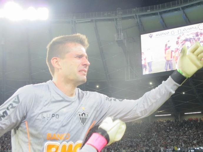 Atlético-mg, Victor, Libertadores (Foto: Alexandre Alliatti)
