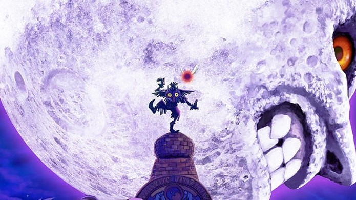 The Legend of Zelda: Majoras Mask 3D traz remake do clássico do Nintendo 64 (Foto: Videogames Blogger)