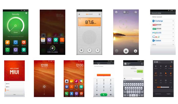 MIUI é interface customizada usada pela Xiaomi em seus smartphones (Foto: Reprodução/Anatel)