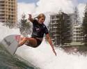 Gilmore elimina musa havaiana e guia aussies rumo à semi na Gold Coast