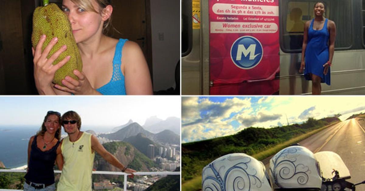 Turistas estrangeiros listam as coisas que acharam mais curiosas no Brasil