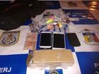 Trio de Teresópolis, RJ, é detido em Petrópolis por tráfico de drogas