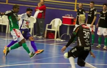 Atlântico Erechim vence São José pela Liga Nacional de Futsal