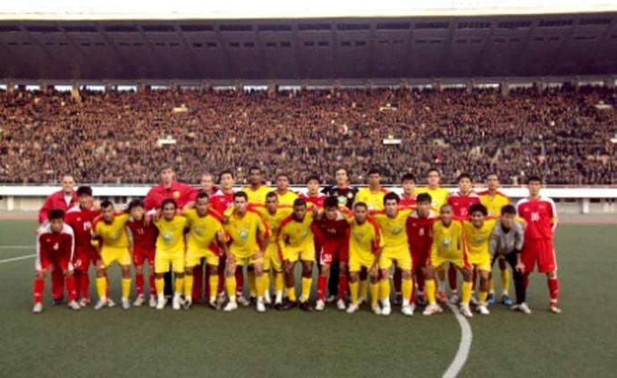 Atlético Sorocaba x Coreia do Norte (Foto: Divulgação / Atlético Sorocaba)