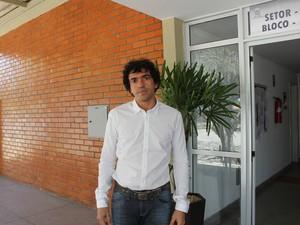 Diretor do campus diz que todas as necessidades do campus foram enviadas à administração superior (Foto: Patrícia Andrade/G1)