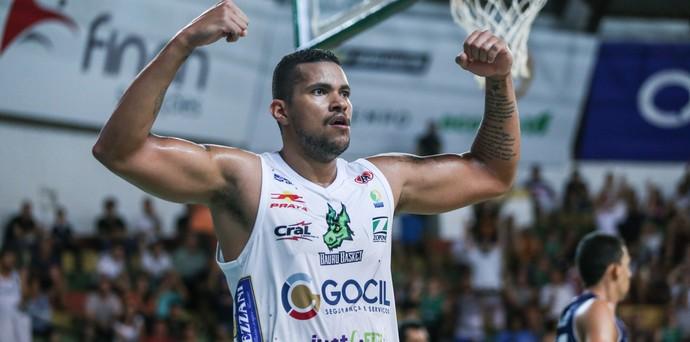 Rafael Hettsheimeir,pivô, Bauru Basket (Foto: Caio Casagrande / Bauru Basket)