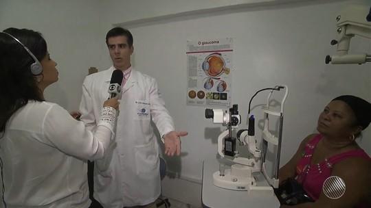 Dia de combate ao glaucoma tem serviços gratuitos e ações de saúde ocular em Salvador
