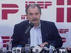 Homem é preso com documento falso (reprodução Globo News)