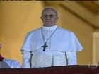 Papa perdeu parte do pulmão há anos (Rede Globo)