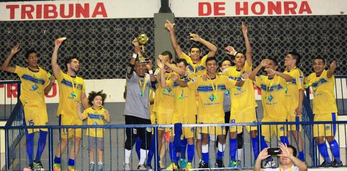 Constelação conquista pela 12º vez o título de campeão da Divisão Especial (Foto: Imagem/Tércio Neto)